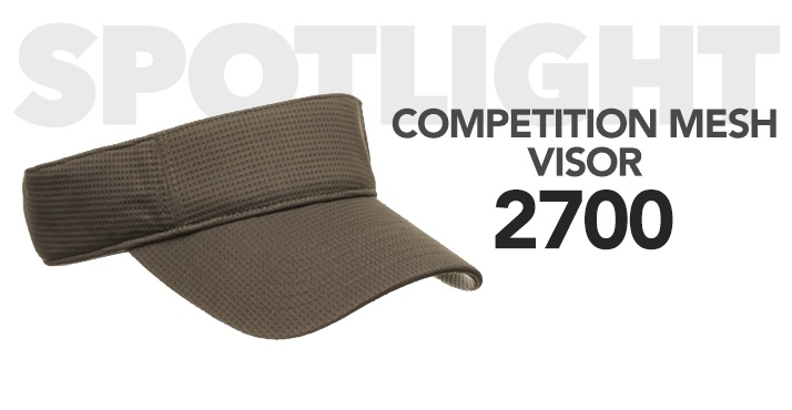 Product Spotlight: Competition Mesh Visor