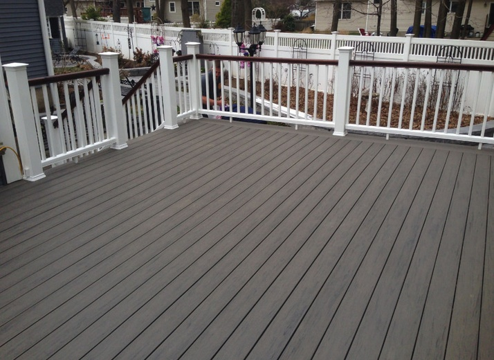 Deck Addition in Morristown, NJ