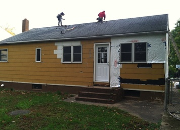 New Siding in Bergen County, NJ