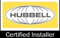 Hubbell Certified Installer