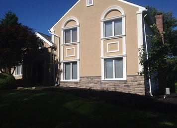 Stucco in Central New Jersey