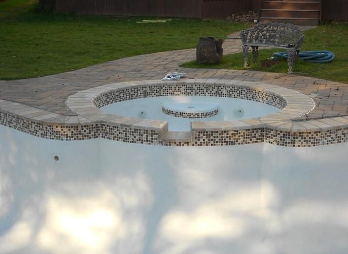 After - Pool Restoration in Morganville, NJ