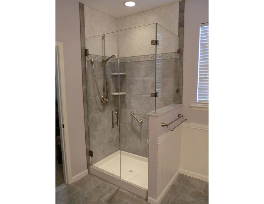 Precision Frameless Shower Doors In New Jersey 732 389 8175