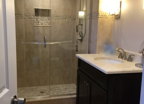 Bathroom Renovations in Monmouth County, NJ