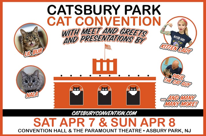 Join us for Catsbury Park Convention Fun!!!