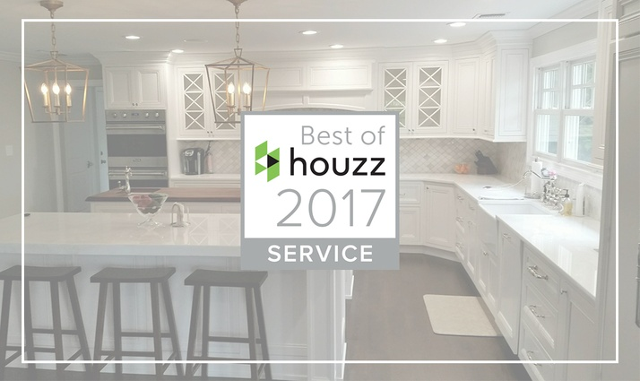 Alfano Renovations, One of New Jersey's Top Kitchen & Bath Showrooms, is Awarded Best Of Houzz 2017