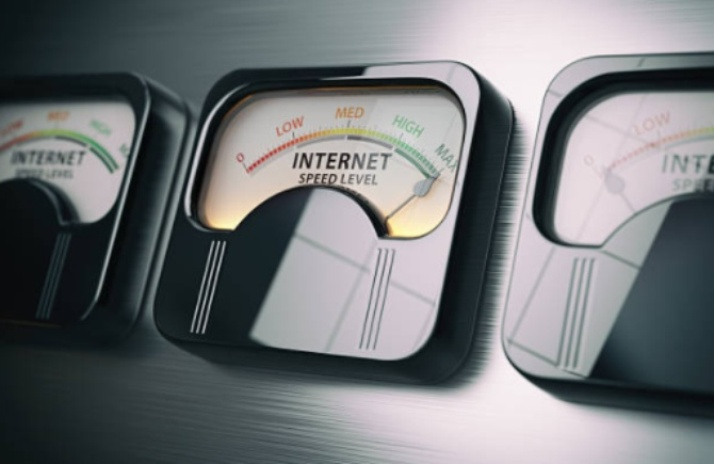 We recommend testing your Internet speed to ensure you're getting what you're paying for