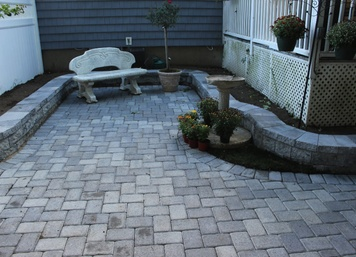 Paver Patio in Bergen County, NJ
