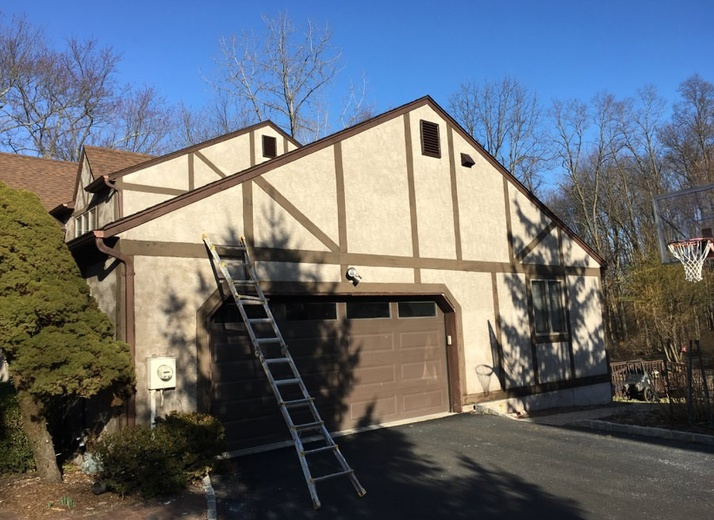 California Stucco, Tudor Stucco in New Jersey & New York