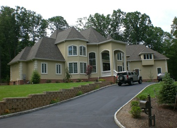 Hard Coat Stucco in Bergen County, NJ