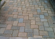 Paver Walkway in Chester, NJ