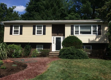 Stoneface & Vinyl Siding in New Jersey