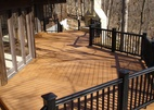 Custom Deck in NJ