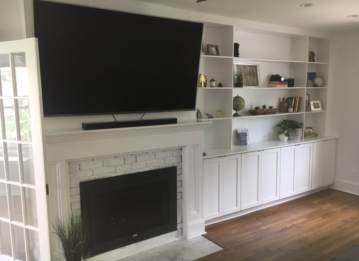 Built-in Cabinets in Lincoln Park, NJ