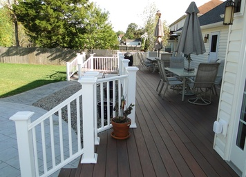 Deck Building Monmouth County, NJ