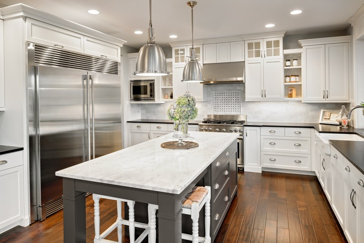 Setting The Mood With Color in Your Kitchen