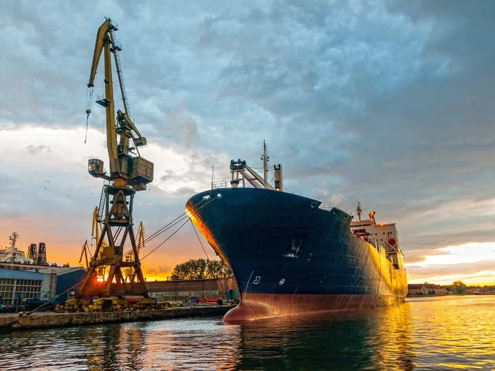 4 Incoterms for Transport by Water