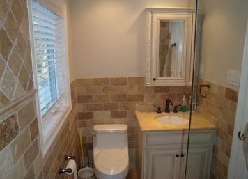 Custom Bathroom Remodel in Manalapan, NJ