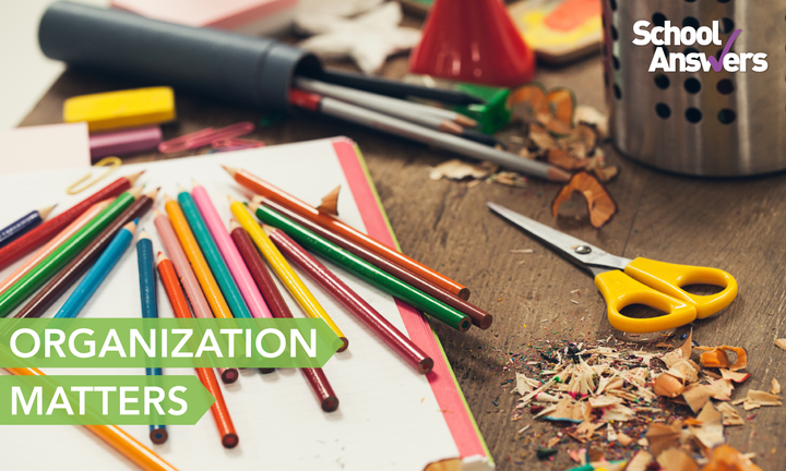 Why Organization Matters in Your Child's Education