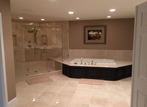 Bathroom Design & Remodeling in Holmdel NJ
