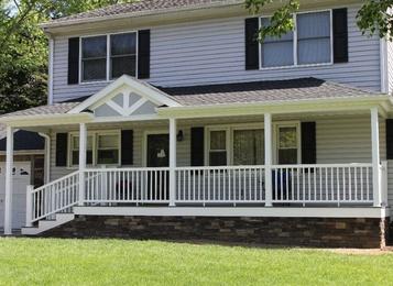 Porch Addition Hudson County, NJ