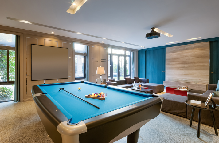 Man Caves: Tips From The Professionals