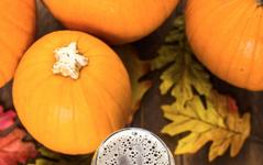 Pumpkin Flow Yoga - Friday, November 23 - 7:30 pm