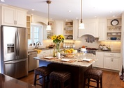 Kitchen Cabinet Remodeling in Shrewsbury, NJ