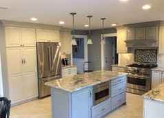 Kitchen Renovation in Manalapan, NJ
