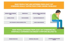 Are You Suffering From Leaky Gut Syndrome? Infographic