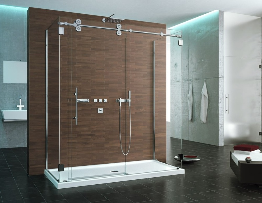 stunning unusual shower doors images