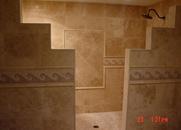 Custom Bathroom Remdoel in Holmdel, NJ