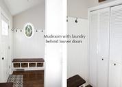 Mudroom & Laundry Room Design
