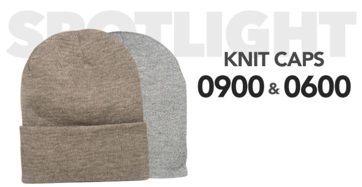 Product Spotlight: Knit Caps