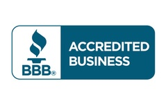 You can trust us, we're BBB Accredited!