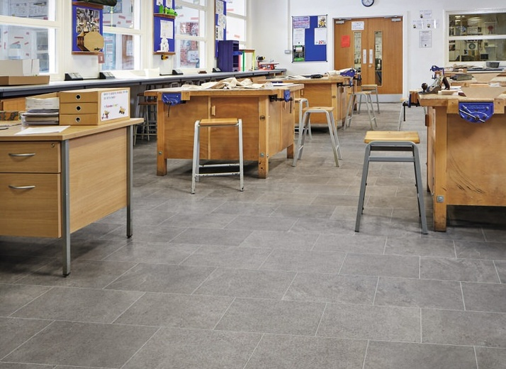 Style: Da Vinci (CER17 Drift) by Karndean Design Flooring