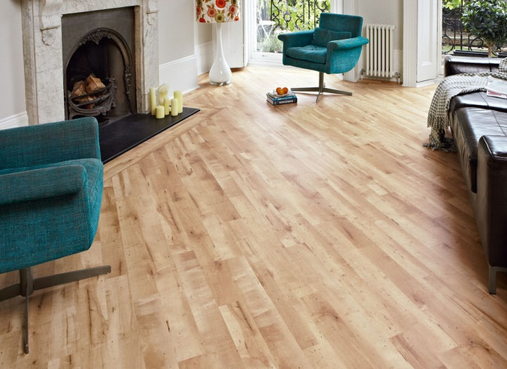 Style: Knight (KP90 Honey Maple) by Karndean Design Flooring