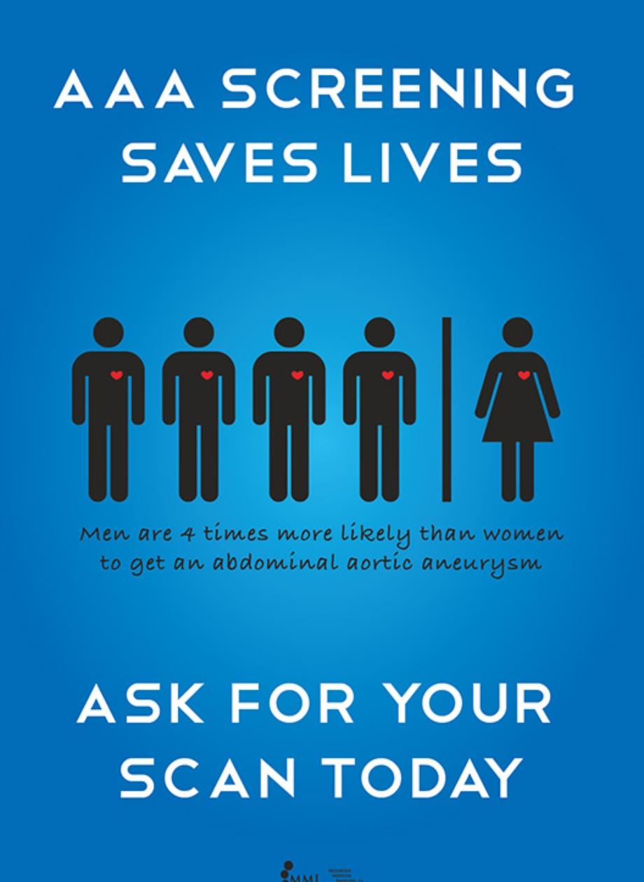 AAA Screening Saves Lives