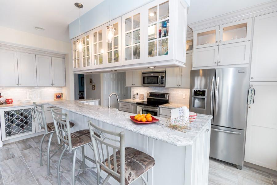 Kitchen Remodeling & Renovations in Clark, NJ
