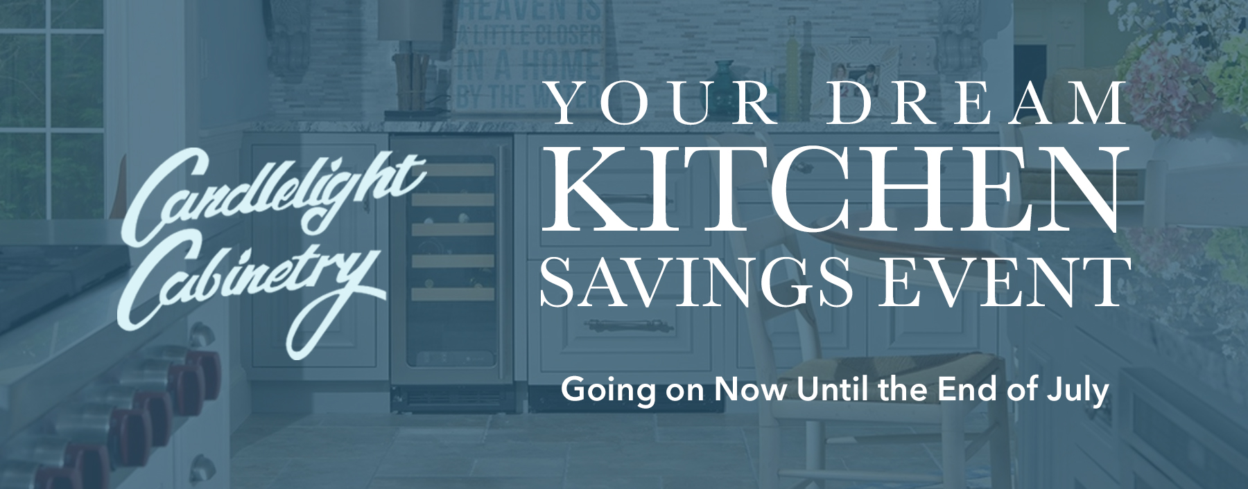 Cabinet Savings Event