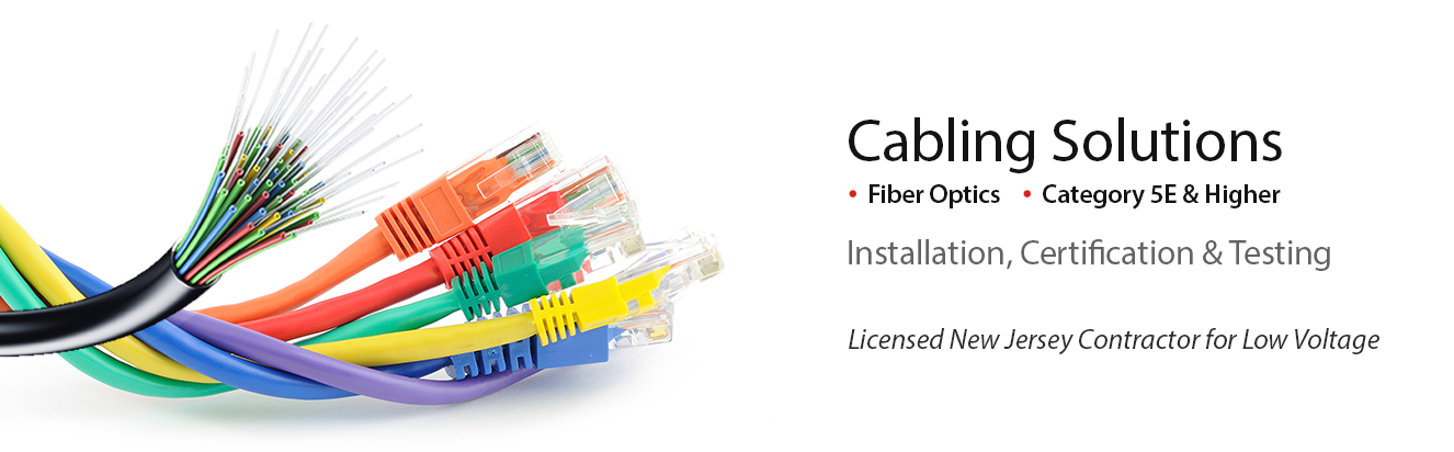 Data Cabling NJ | Phone System Installation Wiring NJ | TELX