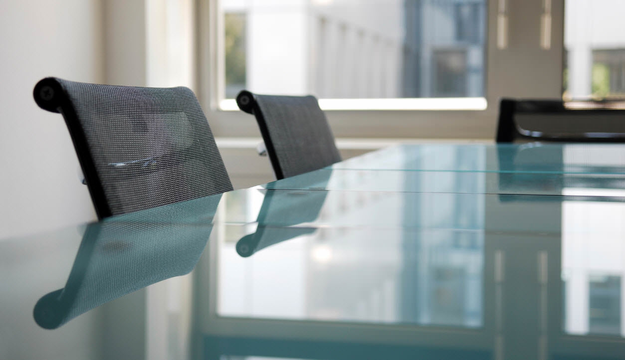 Custom Glass Tabletops Glass Conference Tables In New Jersey - Custom glass conference table