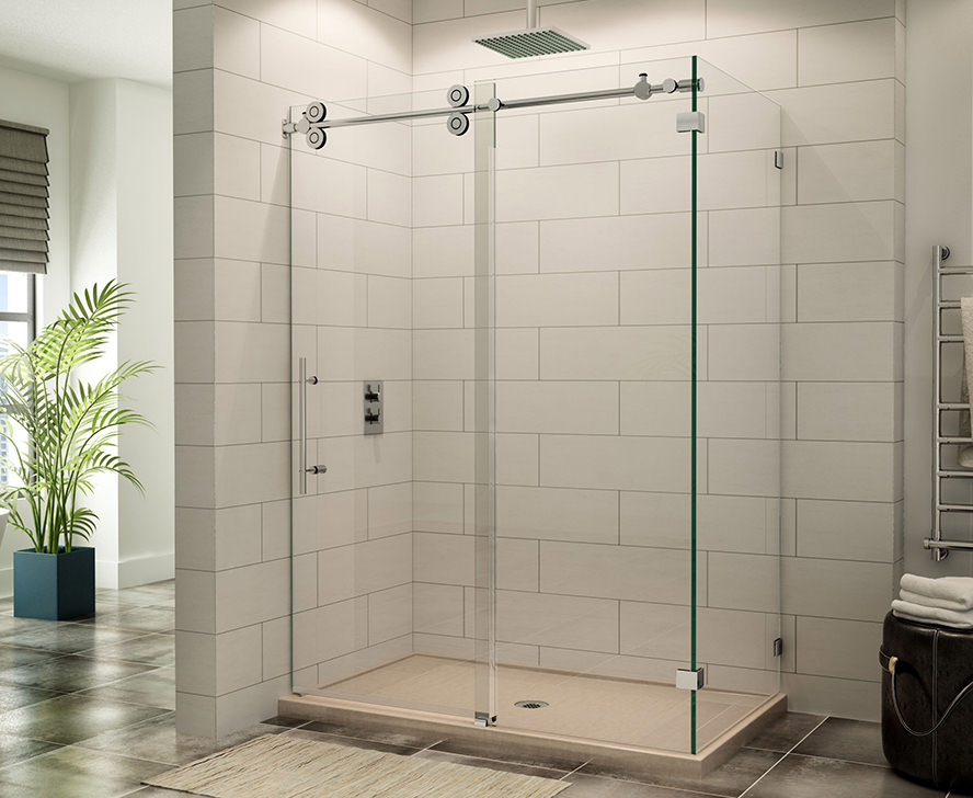 Custom Frameless Shower Doors In New Jersey 732 389 8175