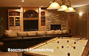 Basement Finishing & Basement Remodeling