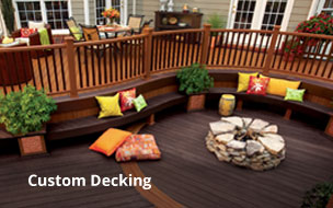 Custom Deck Installation & Deck Repair