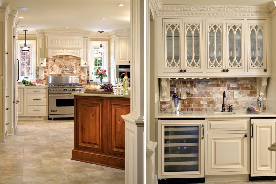 Alfano Kitchen Bath Showroom Cabinets Tile in Union