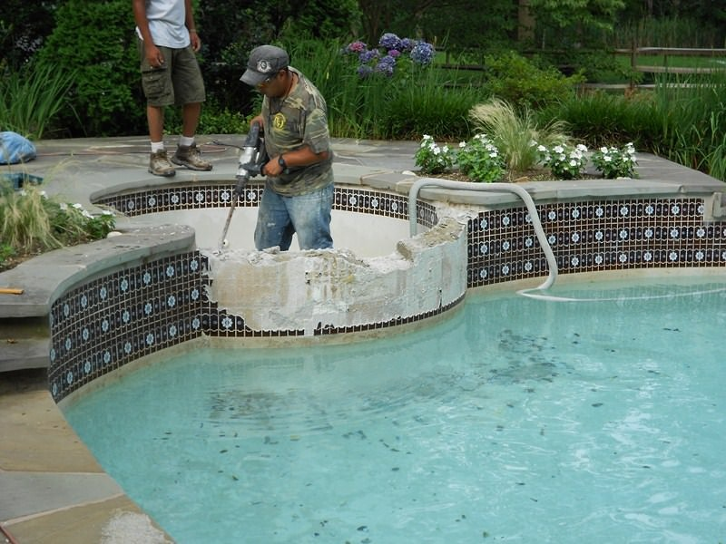 Pool Restoration in Rumson, NJ