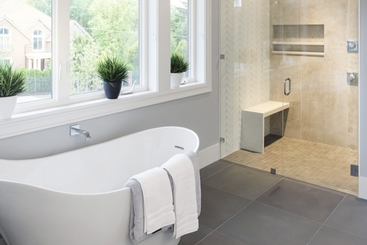 5 Shower Floor Ideas You May Have Not Known Existed