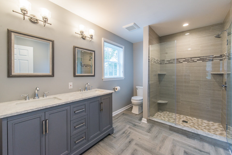 Bathroom Remodeling in Parsippany-Troy-Hills, NJ