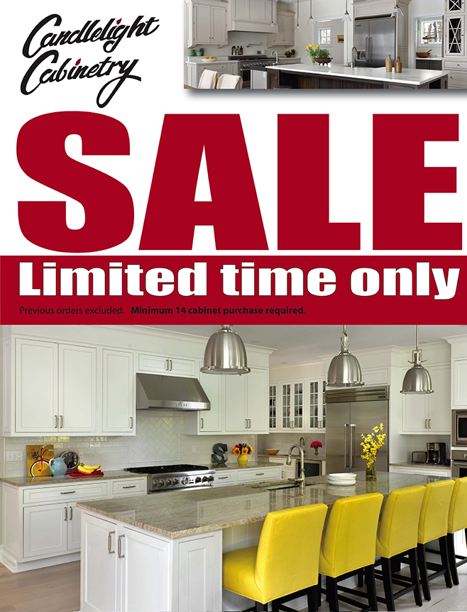 Candlelight Cabinetry Sale